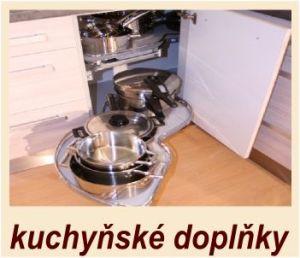 kuchyňské doplňky