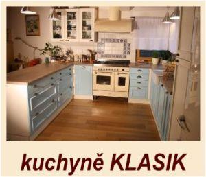kuchyně klasik